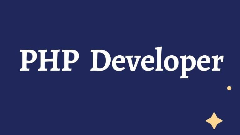 PHP Programmer / Developer