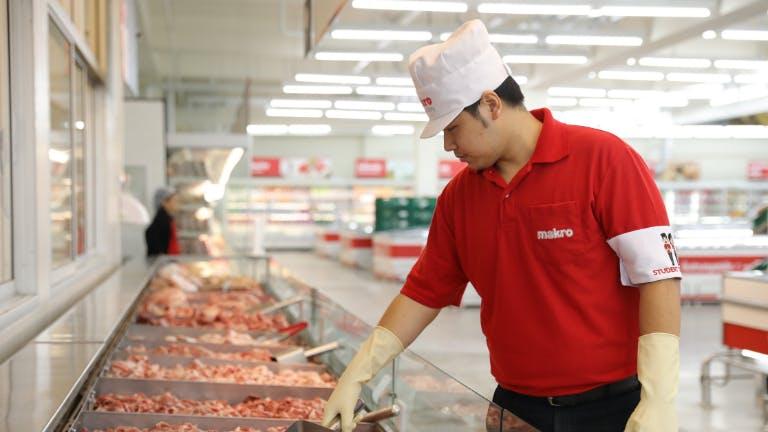 Supervisor - Butchery ประจำสาขากบินทร์บุรี