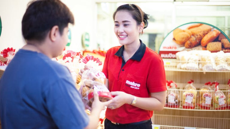 (Section Manager - Bakery)